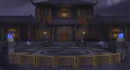 Raiden's temple