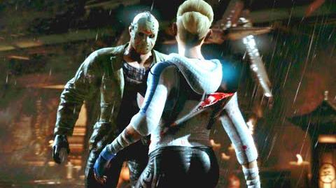 "Mortal Kombat X Jason ""Kill For Mother"" Fatality"