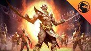 Mortal Kombat 11 Baraka's Ending