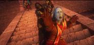 Shang you're going down
