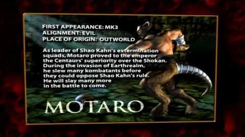 BioKard- Motaro