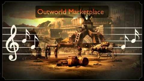 Mortal Kombat X OST - Stage Music - Outworld Marketplace