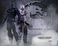 Noob-smoke