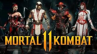 MORTAL KOMBAT 11 - NEW Exclusive Skins & Gear for Kombat League Revealed w Unlock Requirements!