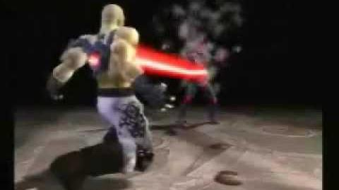 Mortal Kombat Deadly Alliance Hsu Hao Fatality