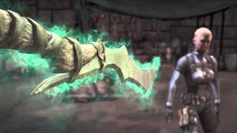 Quan Chi Mind Game Fatality