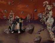 Taven vs zombies