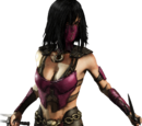 Mileena/Current Timeline