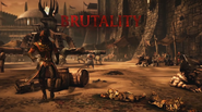Ermac Brutality MKX