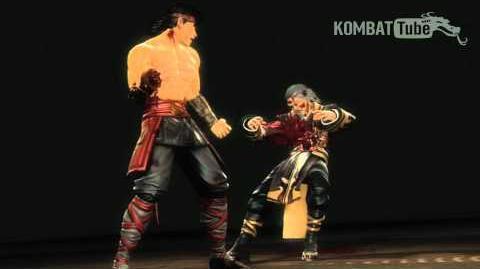 "MK9 Liu Kang ""Fist Of Flame"" Fatality"