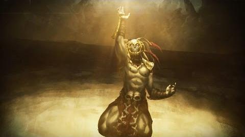 Mortal Kombat X - Kotal Kahn's Ending
