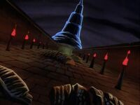 The Evil Tower in Outworld