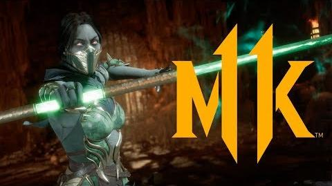 Mortal Kombat 11 – Official Jade Reveal Trailer