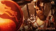 Mortal Kombat 11 Aftermath - Meet Sheeva