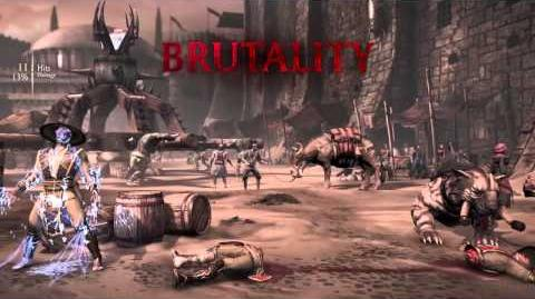 Raiden Brutality 3 - Overload