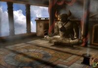 Inside the Evil Monastery