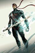 Kenshi MKX Comic Concept Art