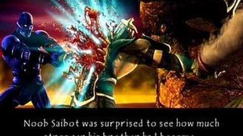 Mortal Kombat- Deception - Noob-Smoke's Ending