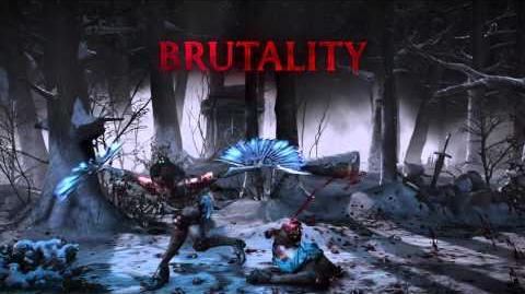 Kitana Brutality 3 - Back That Up
