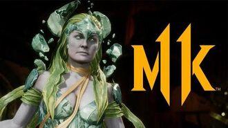 Mortal Kombat 11 - Official Cetrion Reveal Trailer