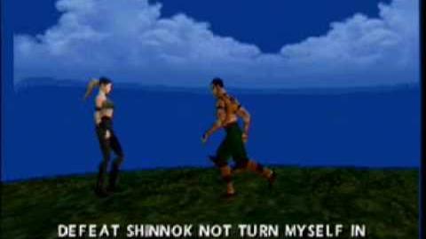 Mortal Kombat 4 - Jarek Ending - N64