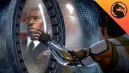Mortal Kombat 11 Jacqui Briggs' Ending