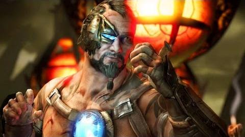 Mortal Kombat X - Kano All Interaction Dialogues