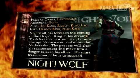 BioKard- Nightwolf
