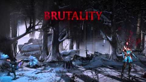 Kitana Brutality 5 - All Is On
