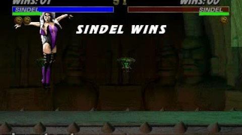 Mortal Kombat 3 - Fatality 1Sindel