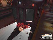 Death by Subway Train
