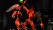 Nightwolf VS Sindel