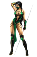 Jade in Mortal Kombat 9