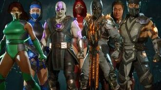 Mk11 - All Upcoming Skins And Gears For Every Character