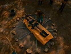 Queen Kreeya's furneral
