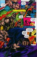 Shang tsung comic