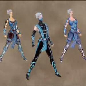 Frost Gallery Mortal Kombat Wiki Fandom