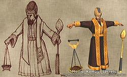 Lava Shrine Priests