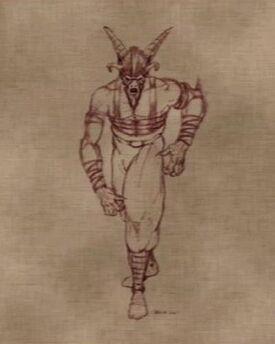 Baphomet the Elder God