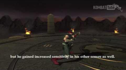 MK-Armageddon Ending- Kenshi