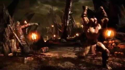Mortal Kombat X Goro Trailer - (Amazon Exclusive)