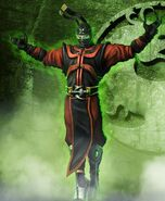 Ermac the Ultimate Warrior