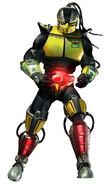 Cyrax the Cyber Ninja