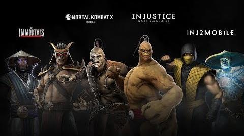Mortal Kombat Invades Mobile!