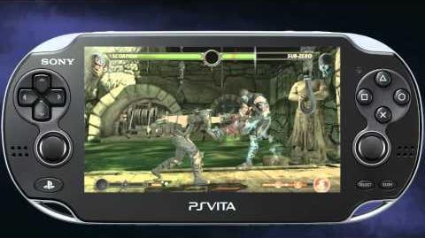 Mortal Kombat Vita - Gameplay Trailer