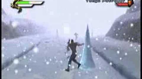 Mortal Kombat Armageddon Taven's Kombat Card