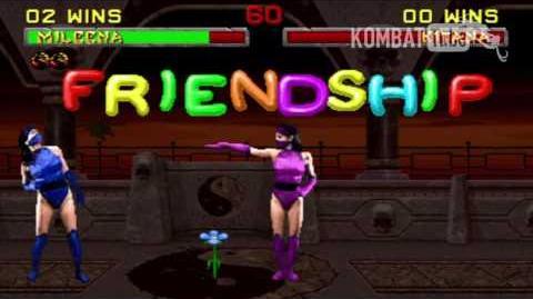 MK II Mileena Friendship