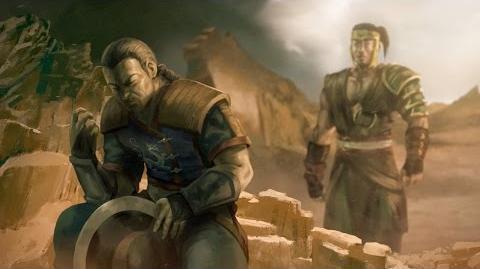 Mortal Kombat X - Kung Jin's Ending