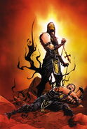 MORTAL KOMBAT X ISSUE 11 COVER
