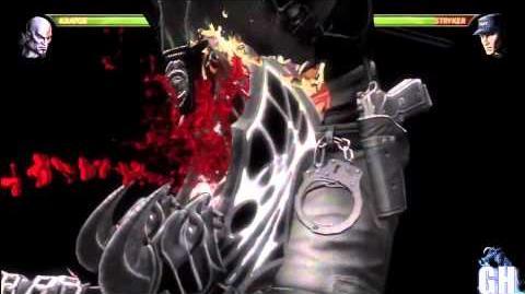 MK9 Kratos X-ray